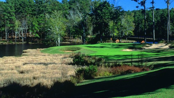 Robert Trent Jones Golf Trail/The Judge at Capitol Hill