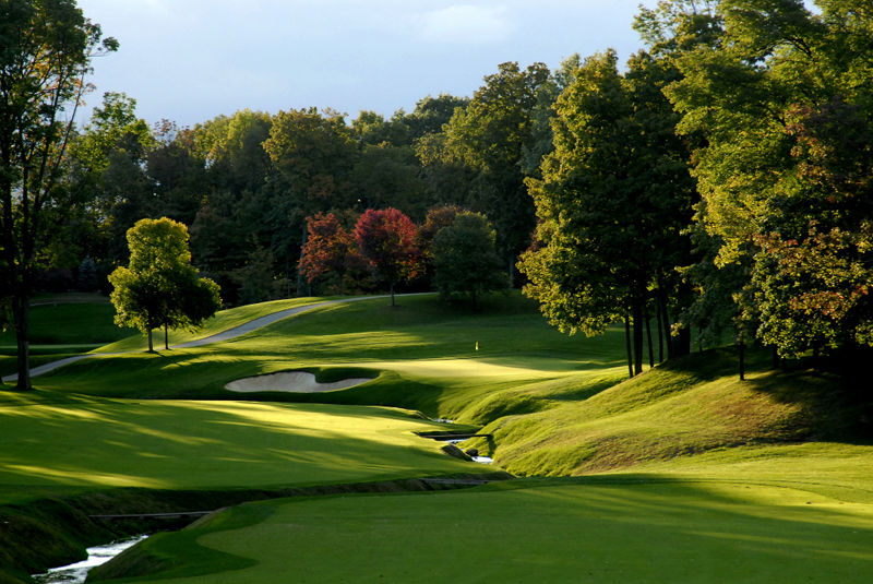 The Memorial Tournament starts this week at the Muirfiekd Village Golf Club