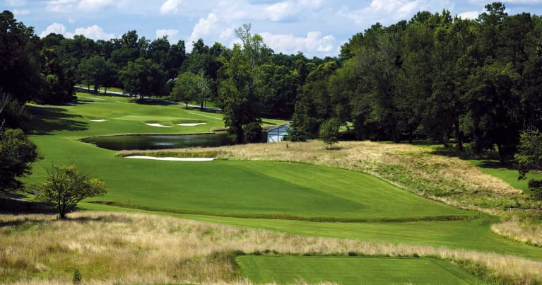 Sedgefield Country Club, Greensboro NC (Donald Ross)