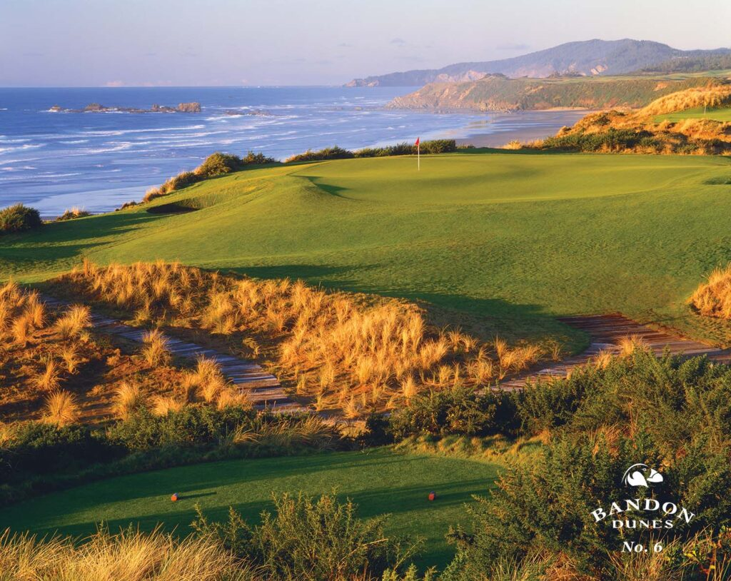 Bandon Dunes Golf Resort was the site of the 2020 U.S. Amateur Championship
