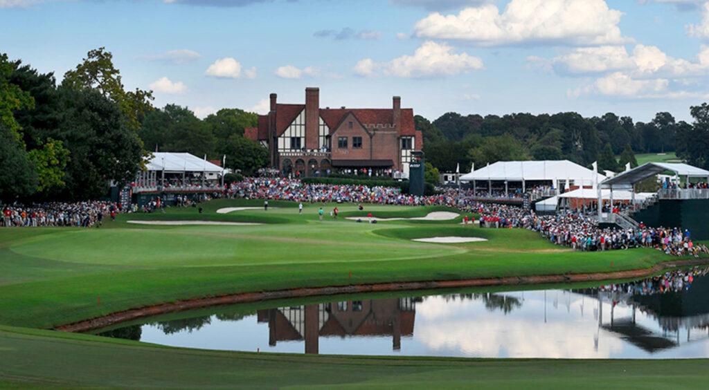 East Lake Golf Club, Atlanta Georgia