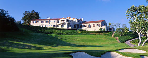 The Riviera Country Club, Pacific Palisades CA home of the Genesis Invitational
